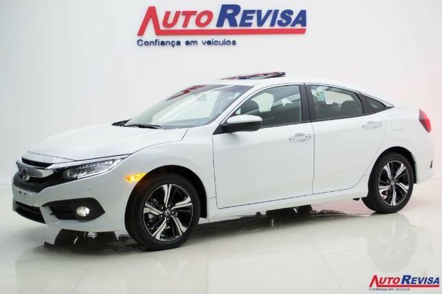 Honda Civic Touring Ano 2019/2020