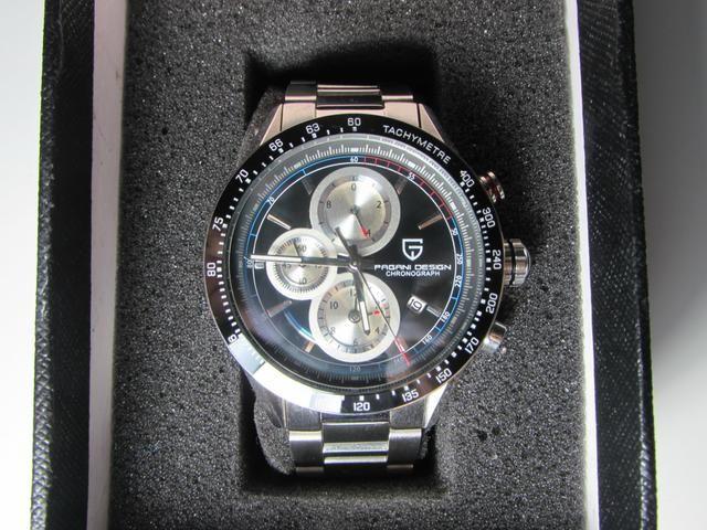feee04c22cb Relógio Pagani Design
