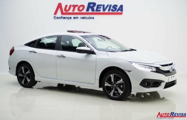 Honda Civic Touring Ano 2019/2020 - Foto 2