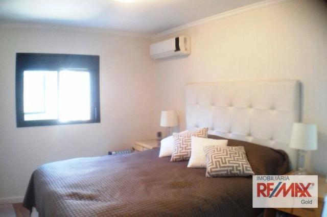 Cobertura 3 dormitórios,2 suítes,churrasqueira,home theater ,rua passo da patria - Foto 20