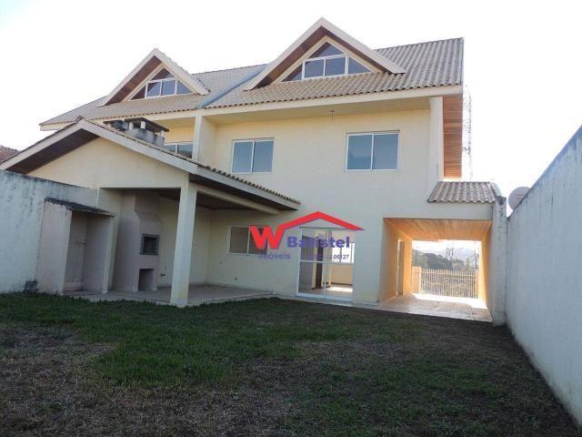 Sobrado com 3 dormitórios à venda, 177 m² - avenida joana d arc nº 206 -tanguá - almirante - Foto 13