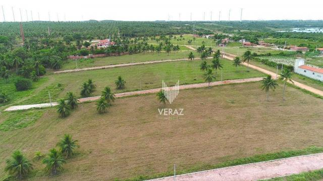 Terreno à venda, 300m² por r$ 22.000,00 - trairi - ceará - trairi/ce - Foto 3
