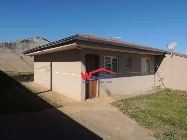 Casa com 3 dormitórios à venda, 53 m² - rua jacarezinho nº 573jardim guilhermina - colombo - Foto 2