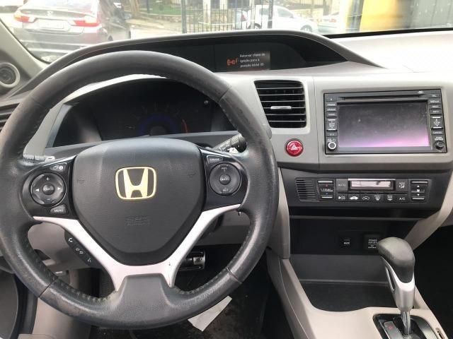 Honda Civic EXS 2013 - Chassi Remarcado - Foto 8