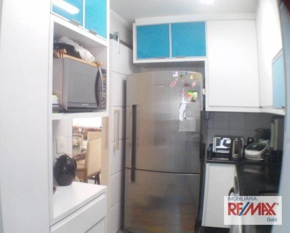 Cobertura 3 dormitórios,2 suítes,churrasqueira,home theater ,rua passo da patria - Foto 16