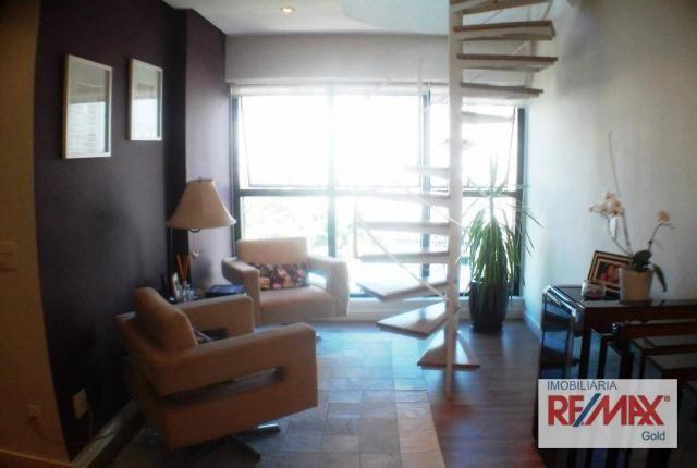 Cobertura 3 dormitórios,2 suítes,churrasqueira,home theater ,rua passo da patria - Foto 3