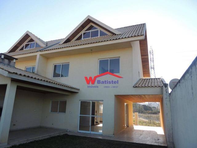Sobrado com 3 dormitórios à venda, 177 m² - avenida joana d arc nº 206 -tanguá - almirante - Foto 11