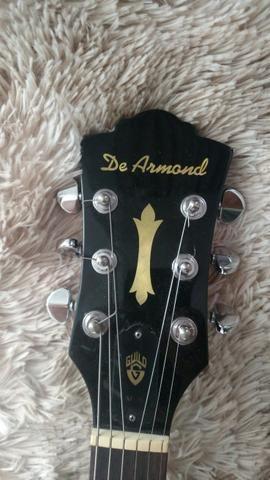 PRA VENDER. . Guitarra TOP D´armond Guild/ rarissima - Foto 2