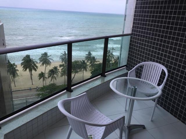 JMAL139 = O melhor flat da Av. Boa Viagem com vista para o mar 97901.7865 - Foto 10