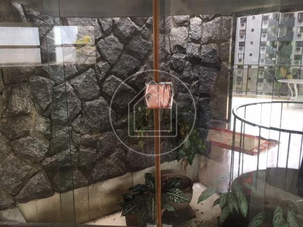 Apartamento à venda com 3 dormitórios em Humaitá, Rio de janeiro cod:825855 - Foto 3