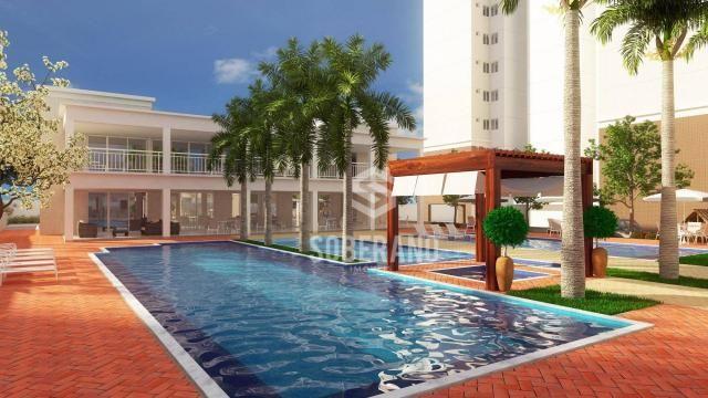 Apartamento com 3 dormitórios à venda, 70 m² por R$ 33.631 - Jardim Cidade Universitária - - Foto 10