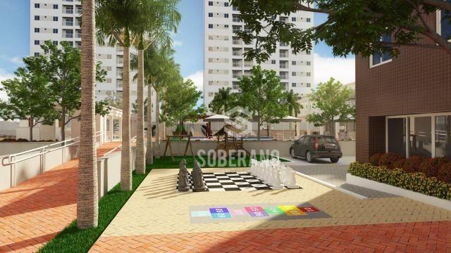 Apartamento com 3 dormitórios à venda, 78 m² por R$ 377.266 - Bancários - João Pessoa/PB - Foto 11
