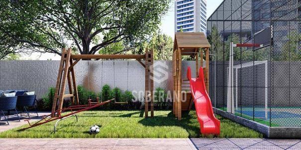 Apartamento com 2 dormitórios à venda, 54 m² por R$ 204.000 - Jardim Cidade Universitária  - Foto 11