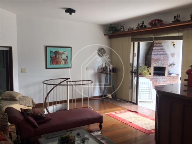 Apartamento à venda com 3 dormitórios em Humaitá, Rio de janeiro cod:825855 - Foto 10