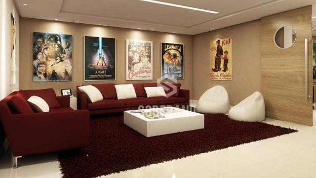 Apartamento com 3 dormitórios à venda, 78 m² por R$ 377.266 - Bancários - João Pessoa/PB - Foto 8