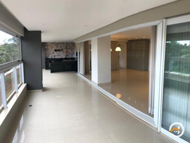 Apartamento à venda com 4 dormitórios em Setor marista, Goiânia cod:4139 - Foto 4