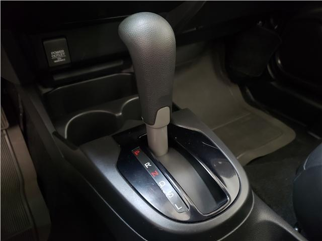 Honda Fit 1.5 lx 16v flex 4p automático - Foto 12