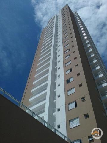 Apartamento à venda com 3 dormitórios em Parque amazônia, Goiânia cod:4142 - Foto 4