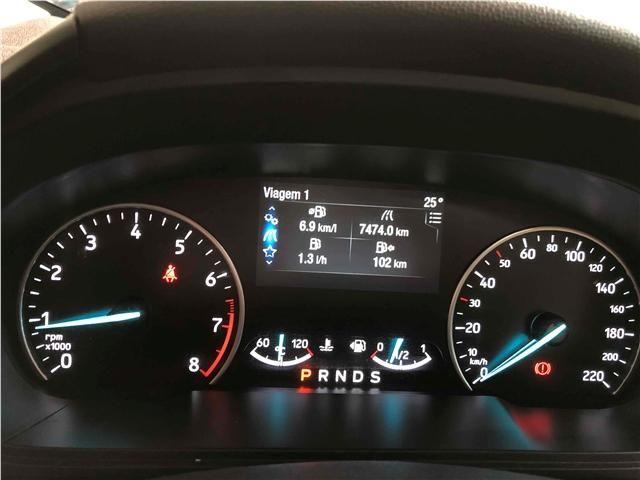 Ford Ecosport 1.5 ti-vct flex titanium automático - Foto 12