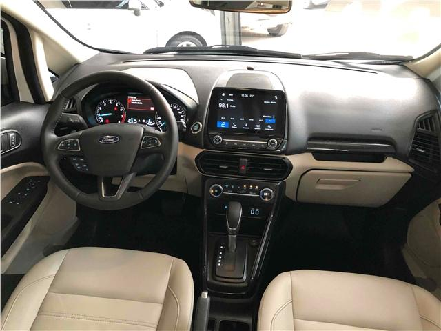Ford Ecosport 1.5 ti-vct flex titanium automático - Foto 10
