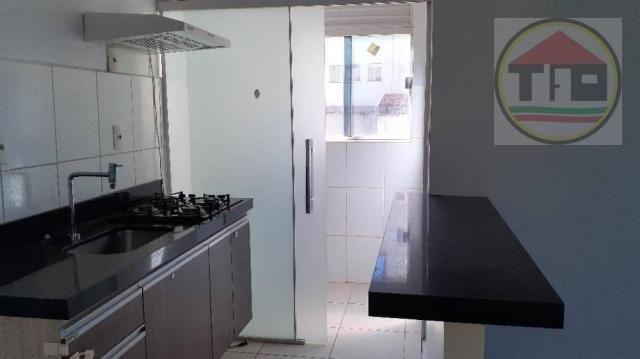 Apartamento com 3 dormitórios à venda, 60 m² por R$ 160.000 - total vile- Nova Marabá - Ma - Foto 20