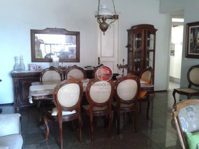 Apartamento com 3 dormitórios à venda, 150 m² por R$ 580.000,00 - Meireles - Fortaleza/CE - Foto 6
