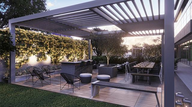 Apartamentos de 186 m² com 3 ou 4 suítes - ótima localização no campo Belo - SP - Foto 8
