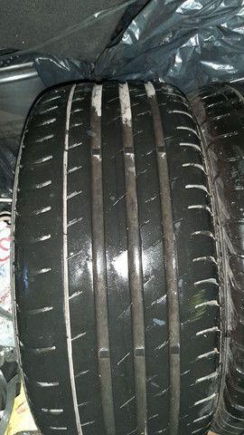 2 pneus 225/45/17 e 2 pneus 245/40/17. R$125,00 CADA PNEU. - Foto 9