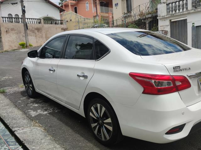Sentra Nissan 2.0 2018 sv cvt aut - Foto 2