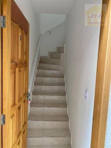 Casa com 2 dormitórios à venda, 50 m² por R$ 144.900 - Maracanã - Praia Grande/SP - Foto 7