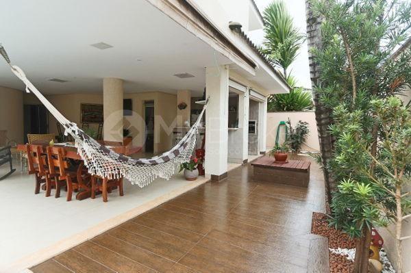 Sobrado 5 quartos,3 suítes,varanda gourmet,Condomínio Jardins Mônaco. - Foto 5