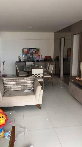 Nelson Garcia vende apartamento no Monte Olimpo na Península da Ponta D'Areia 133m2 - Foto 2