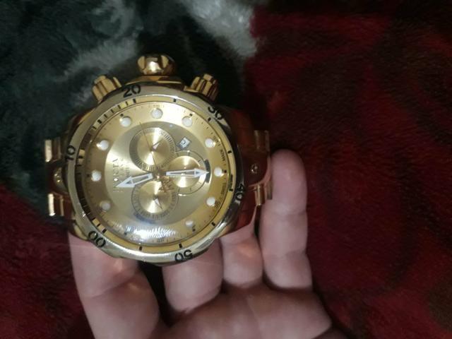 Relógio invicta venom