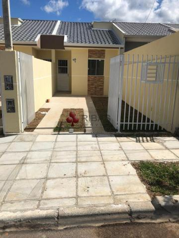 Casa à venda com 2 dormitórios em Tatuquara, Curitiba cod:15644 - Foto 2