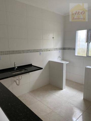 Casa com 2 dormitórios à venda, 50 m² por R$ 144.900 - Maracanã - Praia Grande/SP - Foto 8
