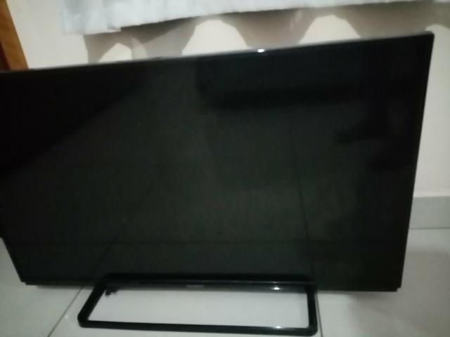TV 42 polegadas tela quebrada