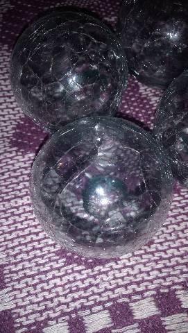 Bolinhas de vidro - Foto 3