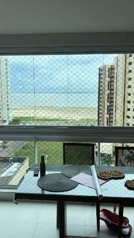 Nelson Garcia vende apartamento no Monte Olimpo na Península da Ponta D'Areia 133m2