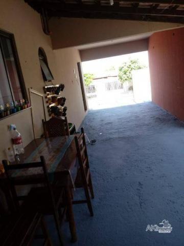 8046   Casa à venda com 3 quartos em Conjunto Flamingos III, Arapongas - Foto 3