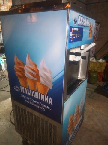 Máquina de sorvete Italianinha - Foto 4