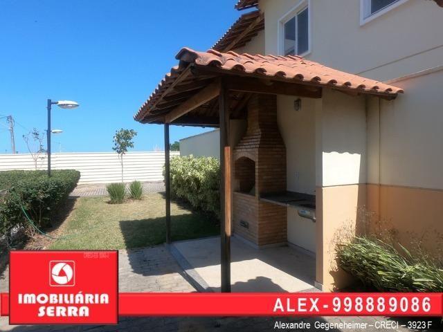 ALX - 106 Casa com Piscina - Troque seu Aluguel por uma casa de 2 Quartos novinha - Foto 7