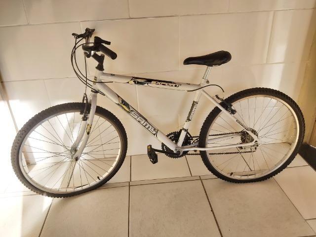 Bicicleta nova (pouco usada) - Foto 3