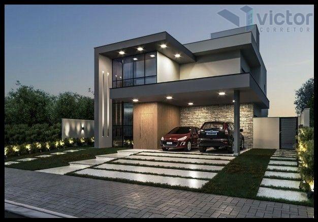 Excelentes casas de 3 e 4 quartos com suite no Condomínio Alphaville