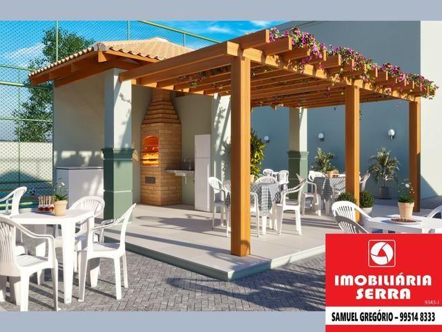 SAM 178 Villa do Mestre - 50m² - 2 quartos c/suíte - Jardim Limoeiro - Foto 4