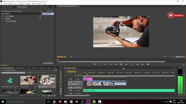 Adobe Premiere: passo a passo para iniciantes fazerem vídeos incríveis - Foto 3