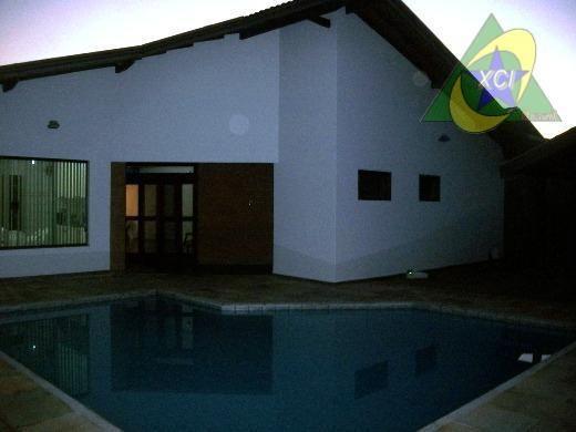 Casa Residencial à venda, Jardim Paulista I, Vinhedo - CA0649.