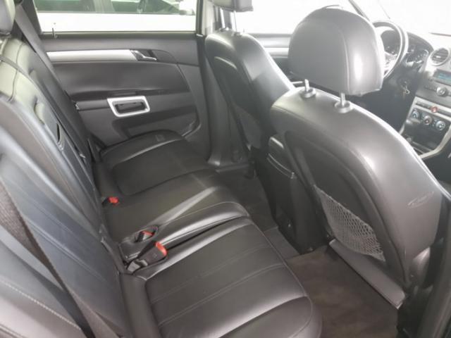 Chevrolet captiva 2012 2.4 sfi ecotec fwd 16v gasolina 4p automÁtico - Foto 7