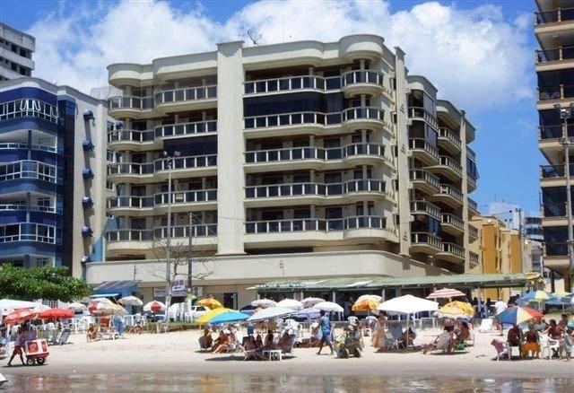 Edificio La Belle Epoque Apartamento 4 quartos com ar frente praia - Foto 2