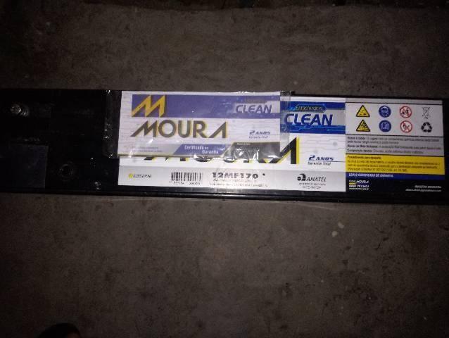 Bateria estacionaria moura 170 amperes. 450 reas aceito cartão - Foto 2