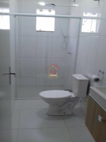 AL@-Apartamento mobiliado com 02 dormitórios com suíte + 01 banheiro social - Foto 3